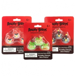 Angry Birds puzzel gum