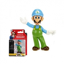 World of Nintendo Ice Luigi