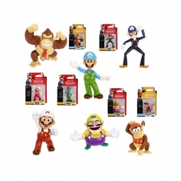 Nintendo mini figures 6cm assortment blister 0