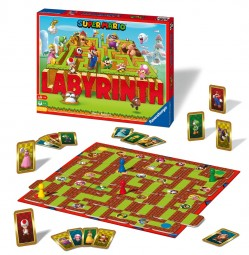 Ravensburger super mario labyrinth