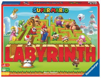 Super Mario Bordspel Ravensburger
