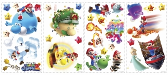 Super Mario Galaxy 2 set