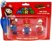 Mario 3 Pack Collection
