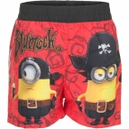 Minions zwemshort rood